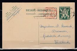 Postkaart Van Brugge 3 Naar Westkerke - Belgium