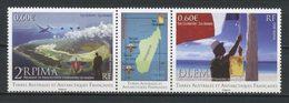 TAAF 2012  N° 626/627 ** Neufs MNH Superbes C 4,80 € Détachements Militaires îles Eparses Parachutistes Légion Dra - French Southern And Antarctic Territories (TAAF)