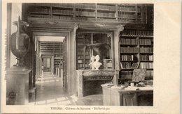 63 - THIERS -- Château De Barante - Bibliothèque - Thiers