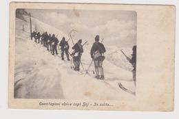 Esercitazioni Alpine Cogli Skj Jn Salita - Italia