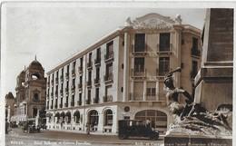 CPA 17200 ROYAN  :  Carte Photo  L'Hôtel Bellevue Et Galerie De Foncillon - Casino - Royan