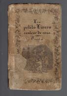 Binche Waudrez Navez Delbruyère Les Petits Livres Couleur De Rose (Tome 4), Sans Date (XIXe Siècle) 138 Pages - 1801-1900