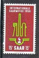 Saarland, Nr. 368+369+370** ( T 13028) - Ongebruikt