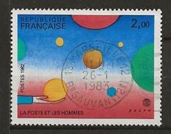 FRANCE:, Obl., N° YT 2199, TB - Francia