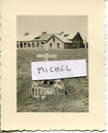 AILLY Sur SOMME. 1940. Tombe Provisoire De Johann KAUFMANN - 1939-45
