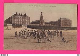 CPA (Réf Z 1143) (62 PAS DE CALAIS) BERCK L'Hôpital Maritime Et Les Enfants - Berck