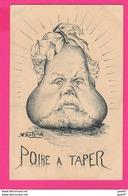 CPA (Réf Z 1055) (ILLUSTRATEURS SIGNÉS Y. NOLYNK)  POIRE A TAPER PRÉSIDENT FALLIÈRES - Autres Illustrateurs