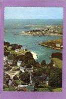 29 Ploudalmézeau Portsall Kersaint Vue Panoramique Aérienne Sur Portsall - Ploudalmézeau