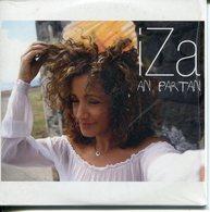 IZA - CD Single Promo - An Partan - Limited Editions