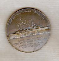 Militaria, Medaille: Aviso Bougainville - France