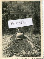 ANDILLY. 1940. Tombe Provisoire De THIELE Wilhem - 1939-45
