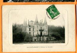 FEL1427, Magny ,Château Du Couvent,  Circulée - Magny-les-Hameaux
