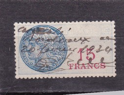 T.F.S.U N°39 - Revenue Stamps