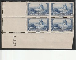 Coin Daté 311 ** 6/8/37 - 1930-1939