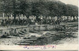 AMIENS.  Le Marché Sur L'eau - Amiens