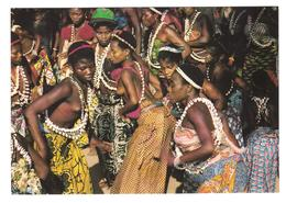 TOGO - Vaudou : Danses - Togo