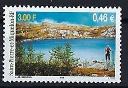 SPM N° 755 (année 2001) Saisons :Printemps Et été-Paysage En été- Neuf Sans Charnière ** - St.Pierre & Miquelon