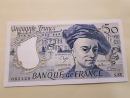50 Fr Quentin La Tour De 1989 NEUF - 1962-1997 ''Francs''