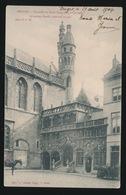BRUGGE    CHAPELLE DU SAINT SANG ET ANCIEN GREFFE CRIMINEL  A.SUGG  11 N / 23 - Brugge