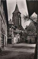 Lauf An Der Pegnitz - Der Spitalhof - 1963 - Lauf
