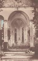 CHANTRAINES (Haute-Marne): Abbaye De Septfontaines - Ruines De L'Eglise - Le Choeur - France