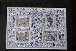 France 2014 - Bloc Salon Du Timbre N°135** - Mint/Hinged