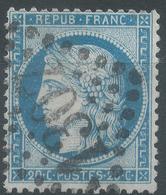 Lot N°51676  N°37, Oblit GC 1307 Dijon, Côte D'Or (20) - 1870 Siege Of Paris