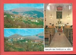 Favella Tabone (TO) - Viaggiata - Andere Städte
