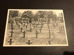STADEN Duitsch Krijgskerkhof / Kriegerfriedhof Deutscher - Cimetière Militaire Allemand - Worldwar 1914-1918 - Staden