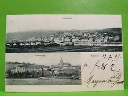 Remich, Totalansicht Et Bourenweg - Postcards