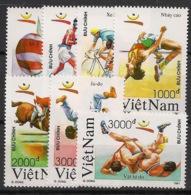 Vietnam - 1991 - N°Yv. 1164 à 1170 - Olympics / Barcelona - Neuf Luxe ** / MNH / Postfrisch - Vietnam