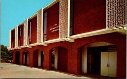 Mississippi Hattiesburg University Commons Mississippi Southern University - Hattiesburg