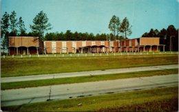 Mississippi Hattiesburg Hillcrest Dormitory University Of Southern Mississippi - Hattiesburg