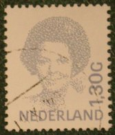 Koningin Beatrix 1,30 Gld NVPH 1493 (Mi 1412) 1991 Gestempeld / USED NEDERLAND / NIEDERLANDE - 1980-... (Beatrix)