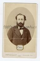 CDV, Anc. Mson. G.Le Gray &C°. Portrait De Camille Saint Saens Né Charles Camille Saint-Saëns, N&eac - Non Classés