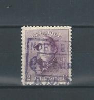 Roi Casqué N° 176 Oblitéré - 1919-1920 Roi Casqué