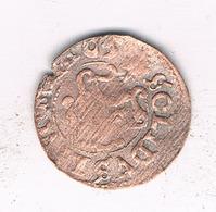 SCHILLING  1665  LIVONIA LETLAND /9412/ - Lettonie
