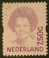 Koningin Beatrix 7,50 Gld NVPH 1581 (Mi 1530) 1993 1994 Gestempeld / USED NEDERLAND / NIEDERLANDE - 1980-... (Beatrix)