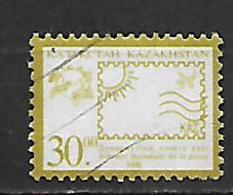Kazakhstan 1998 World Post Day Used - Kazakhstan
