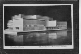 AK 0389  Nürnberg ( Kongreßbau )- Modell-Aufnahme Von Kurt Grimm / Grundsteinlegung 11. 9. 1935 - Nürnberg