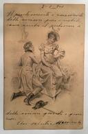 347 Anno 1901 - Künstlerkarten