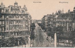 MAGDEBURG  - Sternstrasse - Magdeburg