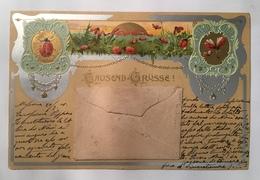 350 Anno 1901 - Ansichtskarten