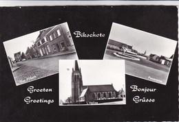 Groeten Uit Bikschote, 3 Zichten (pk65912) - Langemark-Poelkapelle