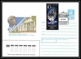 10057/ Espace (space) Entier Postal (Stamped Stationery) 28/5/1990 Mir Soyuz (soyouz Sojus) Tm-9 (urss USSR) - Russia & USSR