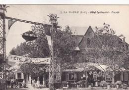 Loire-Atlantique - La Baule - Hôtel Continental - Façade - France
