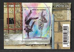 73 France F4905 Fête Du Timbre N++ - Blocs & Feuillets