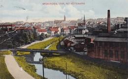 AK Neunkirchen - Saar - Mit Hüttenwerk - 1929 (45654) - Kreis Neunkirchen