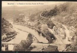 Bouillon S/ Semois Pensionnat De Sainte Chrétienne La Semois Et Les Deux Routes De France éditeur Albert Florin - Bouillon