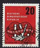 DDR 1957 // Mi. 595 O - [6] République Démocratique